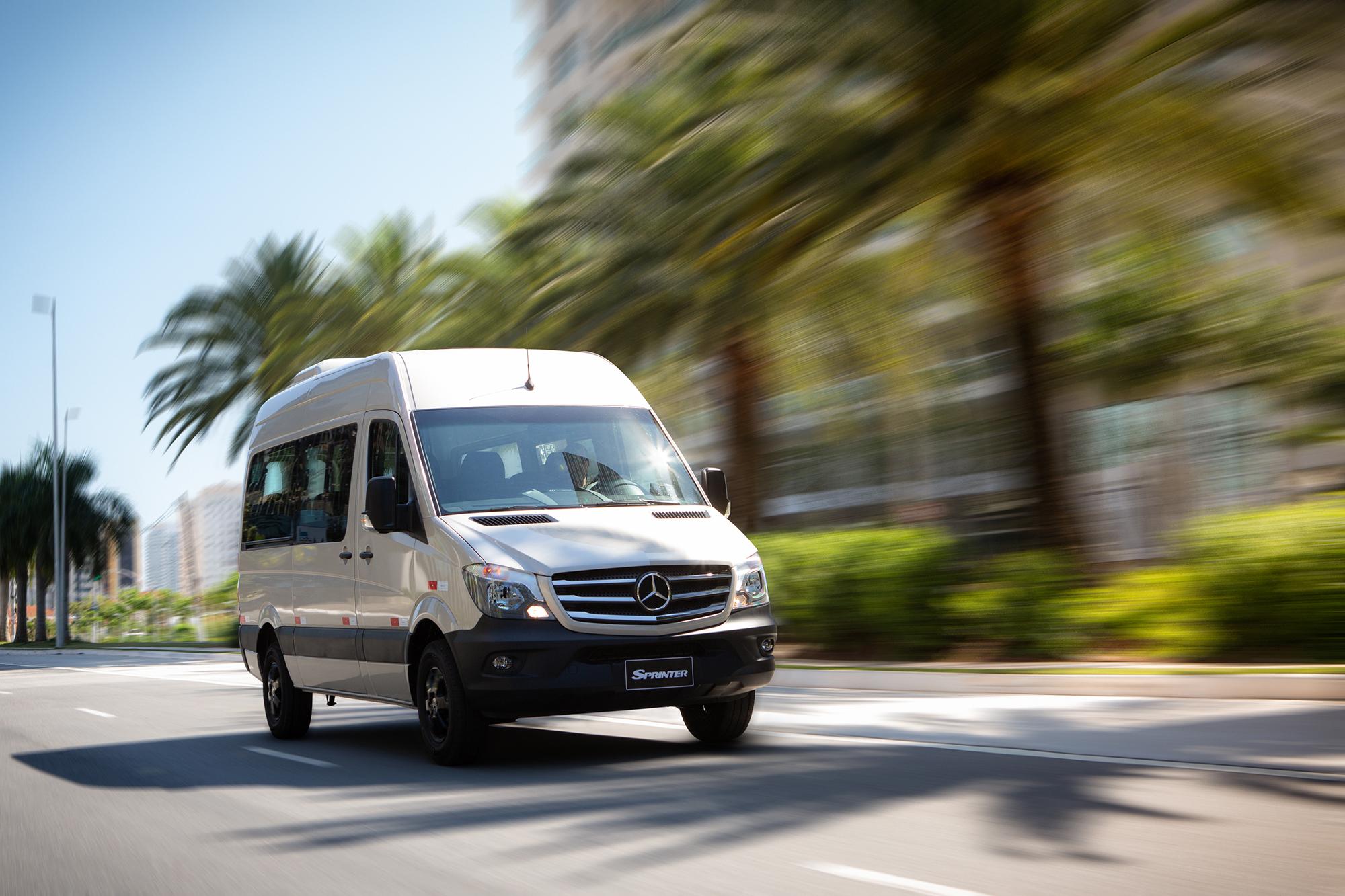 d5e60afb61 Mercedes  Van Golden Edition celebra a liderança em vendas da Linha ...