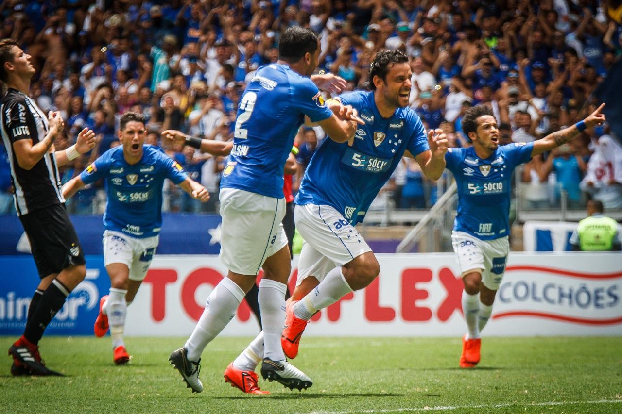 ... Cruzeiro empata em clássico válido pela terceira rodada do Campeonato  Mineiro. Créditos - Site Cruzeiro Esporte Clube. f4e2ca95e8978