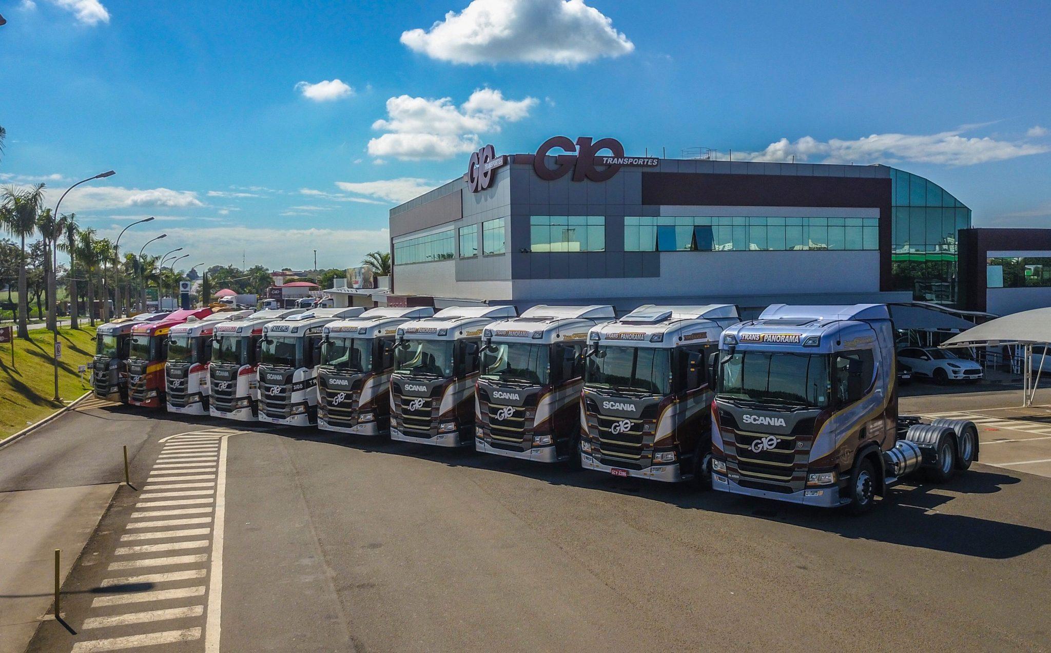 ca99441f2324 Scania vende 300 caminhões da Nova Geração para o G10 – Veículos da Hora
