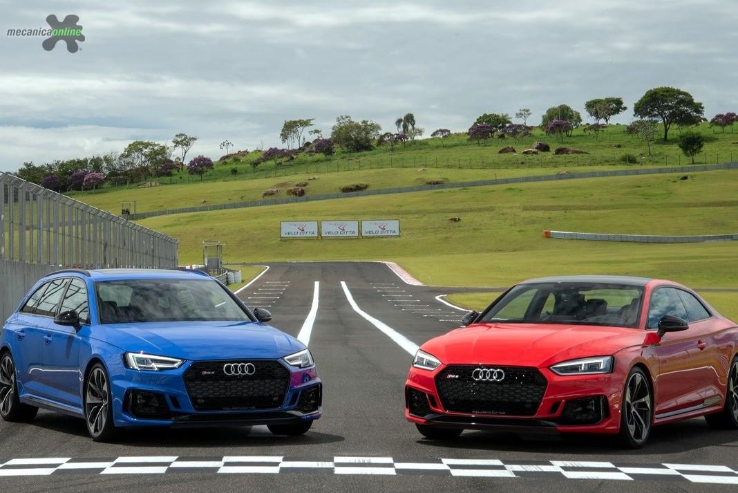 Audi Sport Experience Chega A Maringa Veiculos Da Hora